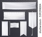 banner frame or poster... | Shutterstock .eps vector #539298004