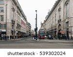 london  uk   december 6  2016 ... | Shutterstock . vector #539302024