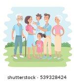 vector illustration of big... | Shutterstock .eps vector #539328424