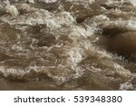 Rushing Water On Fremont River...