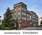 view of kostrzyn nad odra.... | Shutterstock . vector #539358694