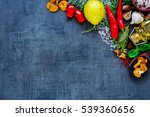 Colorful Delicious Ingredients...