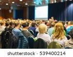 business and entrepreneurship... | Shutterstock . vector #539400214