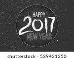 grunge vector hand drawn... | Shutterstock .eps vector #539421250