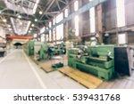 factory shop in bokeh ...   Shutterstock . vector #539431768