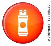 tube of cream or gel icon in...   Shutterstock .eps vector #539455180