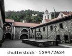 Kykkos Monastery In The Troodo...