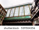 picture of the central station... | Shutterstock . vector #539504356
