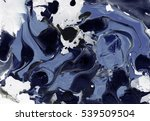 Marbled Art Abstract Backgroun...