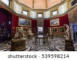 florence  italy   november 5 ... | Shutterstock . vector #539598214