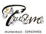 slogan vector t shirt... | Shutterstock .eps vector #539634406