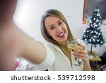 young woman posing for a... | Shutterstock . vector #539712598