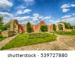 russia moscow region park on a... | Shutterstock . vector #539727880