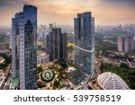 jakarta officially the special... | Shutterstock . vector #539758519