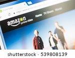 paris  france   december 15 ... | Shutterstock . vector #539808139