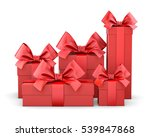 christmas and new year's day  ... | Shutterstock . vector #539847868