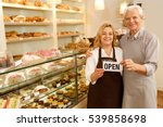 stop by for homemade delicious... | Shutterstock . vector #539858698