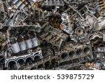 Engine Junkyard. That Old ...