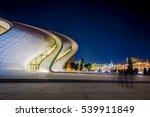 baku  azerbaijan   september 22 ...   Shutterstock . vector #539911849