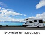 motorhome | Shutterstock . vector #539925298