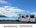 motorhome | Shutterstock . vector #539925310