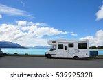 motorhome | Shutterstock . vector #539925328