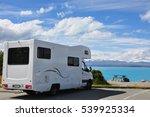 motorhome | Shutterstock . vector #539925334