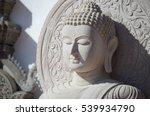 Scenery Portrait Of The Buddha...