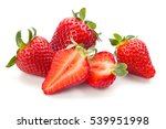 closeup shot of fresh... | Shutterstock . vector #539951998