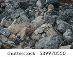 Piles Of Rocks Stones