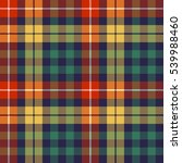 colors check plaid seamless... | Shutterstock .eps vector #539988460