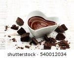 Melting Chocolate   Melted...