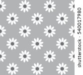 vector seamless pattern with... | Shutterstock .eps vector #540017980