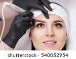 permanent makeup. permanent...   Shutterstock . vector #540052954