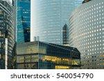 night architecture  ... | Shutterstock . vector #540054790