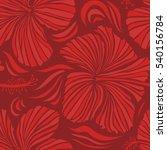 aloha hawaii  luau party... | Shutterstock .eps vector #540156784