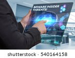 business  technology  internet... | Shutterstock . vector #540164158