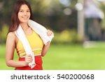 exercising. | Shutterstock . vector #540200068