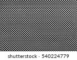metal perforated surface ... | Shutterstock . vector #540224779