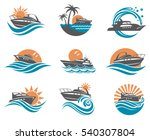 Collection Of Speedboat And...