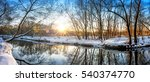 Scenic Russian Winter...