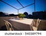 komiza  vis   croatia   aug 15  ... | Shutterstock . vector #540389794