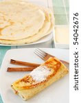 Blintz  Cheese Pancake