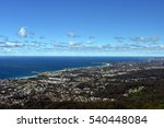 Bulli Beach And Coastal View...