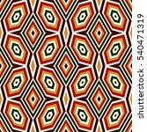 seamless pattern in christmas... | Shutterstock .eps vector #540471319