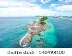 Bahamas. Nassau. Caribbean Sea...