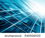panoramic and perspective wide... | Shutterstock . vector #540506920