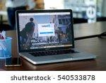 chiang mai  thailand dec 21... | Shutterstock . vector #540533878