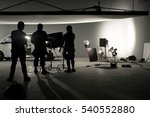 photography studio | Shutterstock . vector #540552880