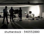 photography studio | Shutterstock . vector #540552880